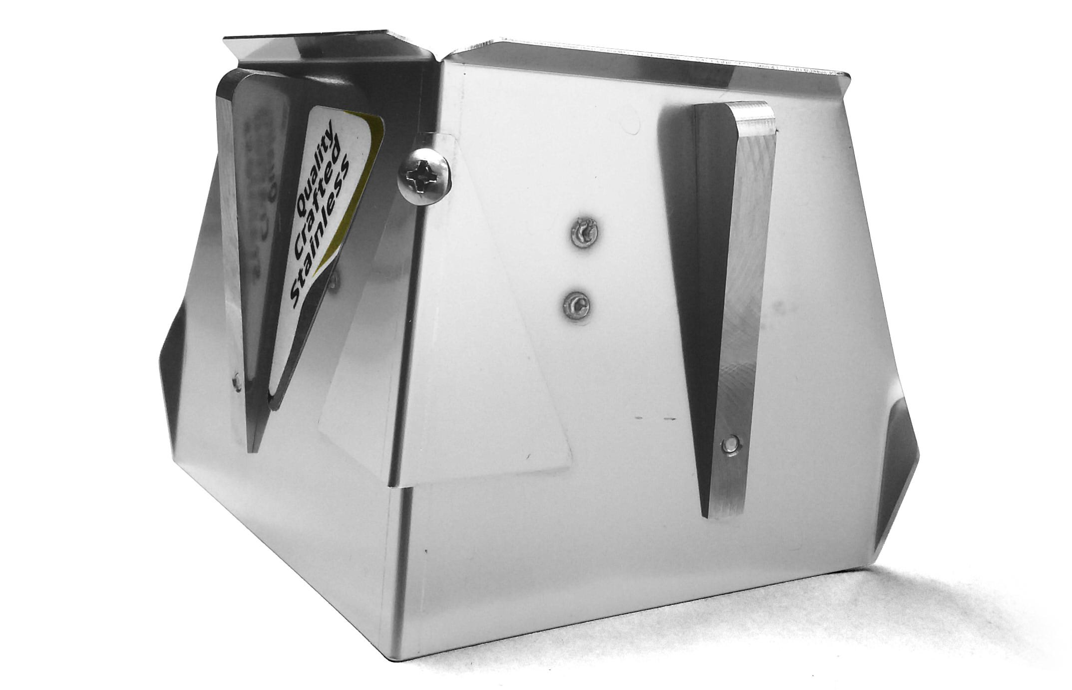 CanAm Tool C400 Direct Corner Flusher 3.5 Inch – Specially Designed For Finishing Corners While Applying Skim Coat