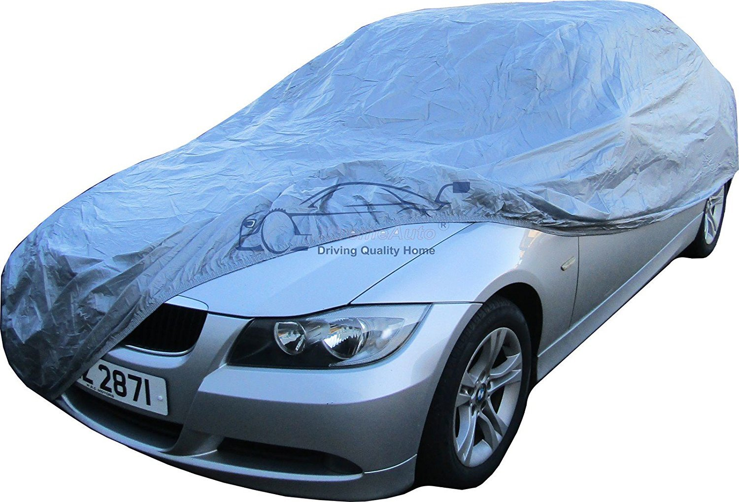 Outdoor Car Cover Waterproof Rain UV For TOYOTA AURIS T SPIRIT 07-
