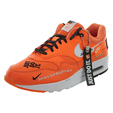 big sale 46be8 ffaac Nike WMNS Air Max 1 LX, Chaussures de Running Compétition Femme,  Multicolore (Total