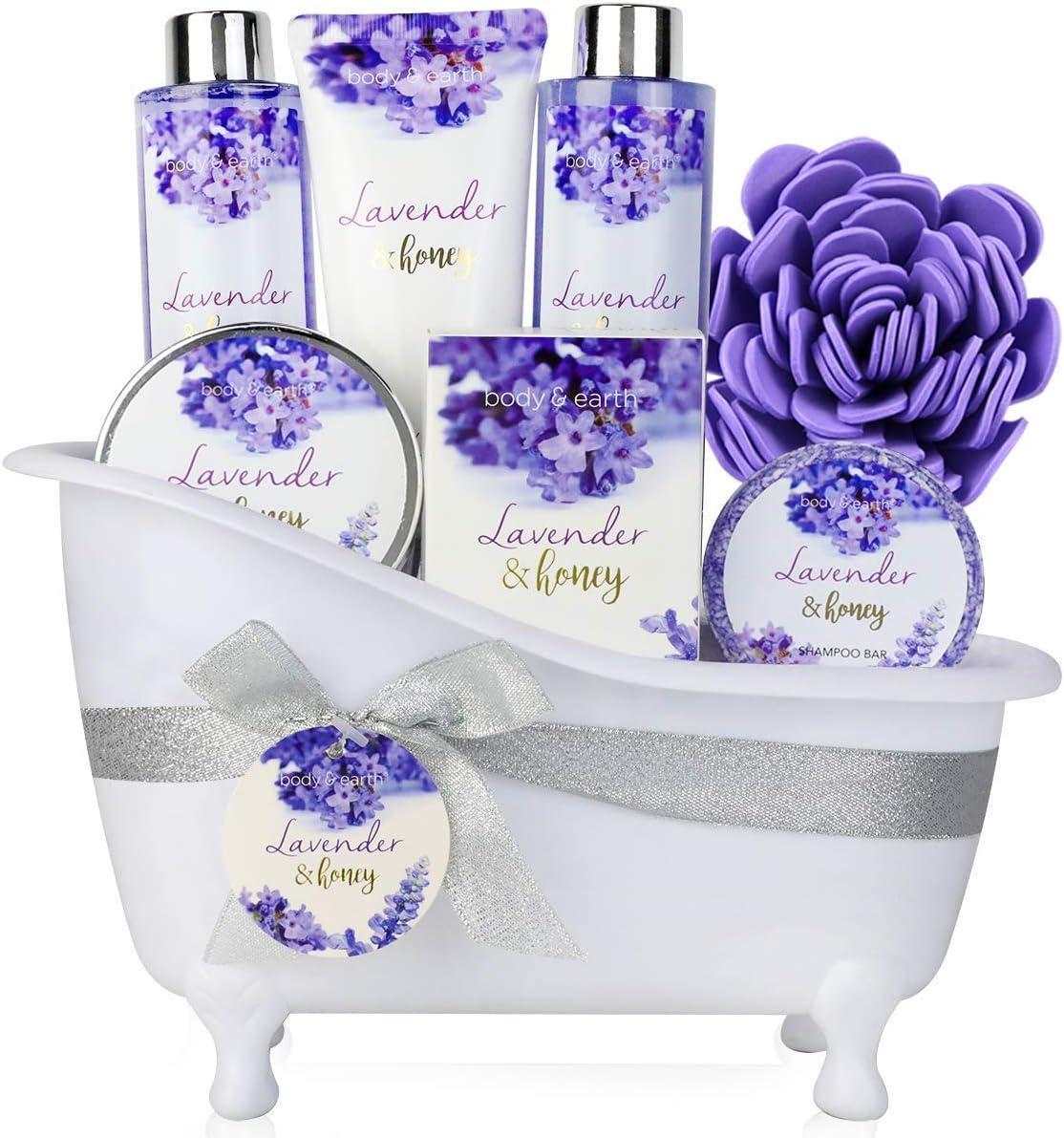 Spa Gifts Set for Women,15pcs Bath Set