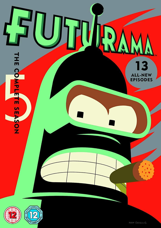futurama season 4 complete torrent