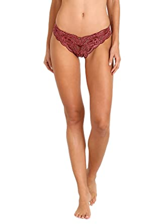 b2fb556010c Clo Intimo Fortuna Cheeky Panty Fuego at Amazon Women s Clothing store