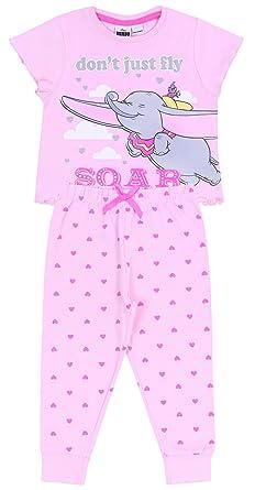 a basso prezzo all'avanguardia dei tempi acquistare Pigiama Rosa a Due Pezzi Dumbo Disney: Amazon.it: Abbigliamento