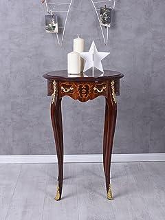 PALAZZO INT Konsolentisch Barock Tisch Blumentisch Beistelltisch Antik  Tischkonsole Palazzo Exklusiv