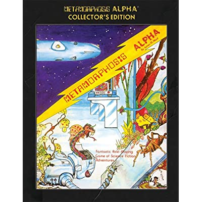 Metamorphosis Alpha: Goodman Games: Toys & Games