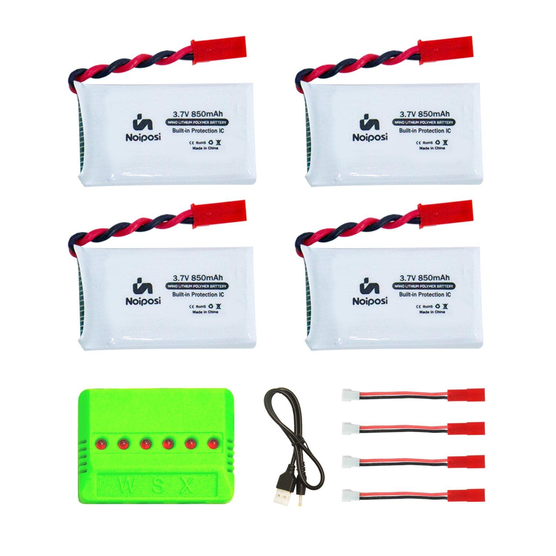 Bateria Para Para Mjx X400 850mah Jst (xam)