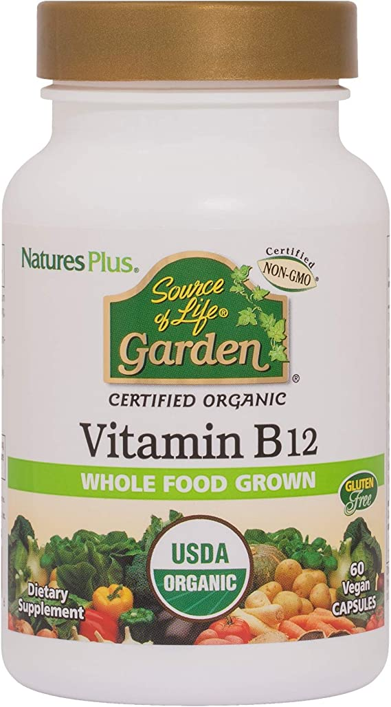 whole food plant based diet vitamin b12 brands