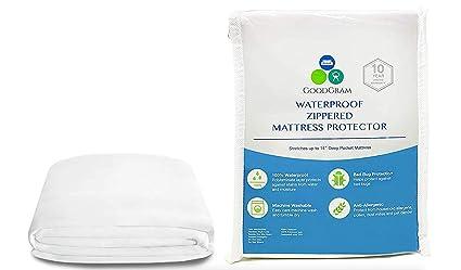 Amazon Com Goodgram 100 Waterproof Bed Bug Blocker Anti Allergenic
