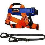 Fusion Climb Tactical Edition Kids Commercial Zip Line Kit Harness/Lanyard Bundle FTK-K-HL-01