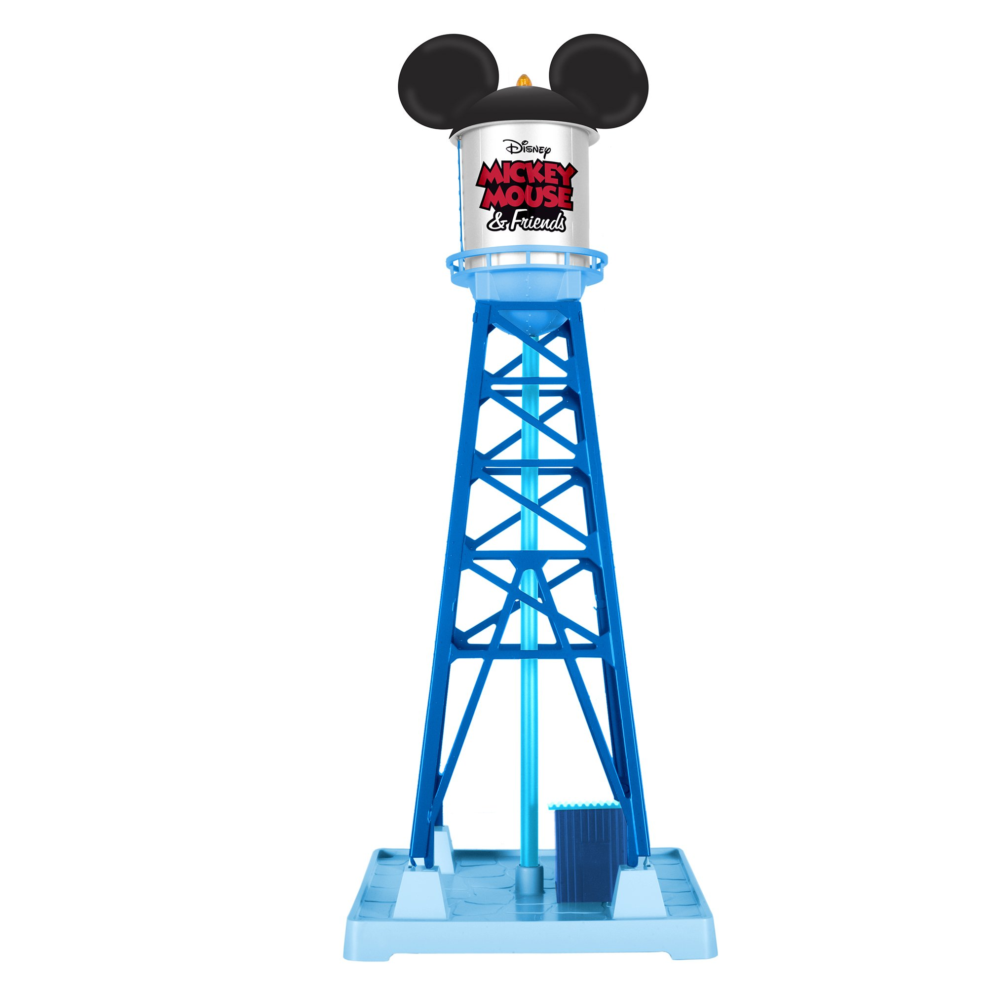 Lionel Disney Mickey Mouse & Friends, Electric O Gauge Model Train Accessories, Industrial Water Tower