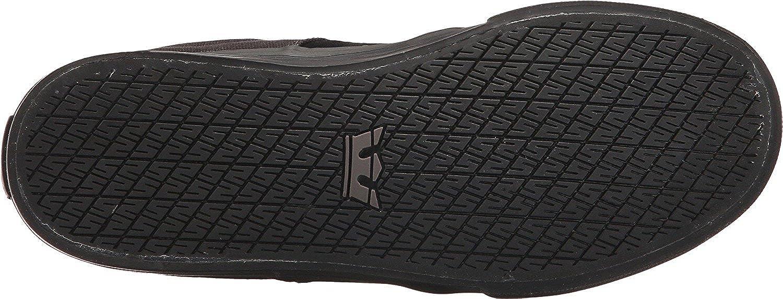 Supra - ELLINGTON, scarpe da da da ginnastica basse Uomo B01MSAKX2J 22 M EU Ragazzino   nero Canvas nero | Bel design  | Materiali Accuratamente Selezionati  | Prezzo ottimale  | In vendita  | Prezzo Moderato  | diversità  16f5dc