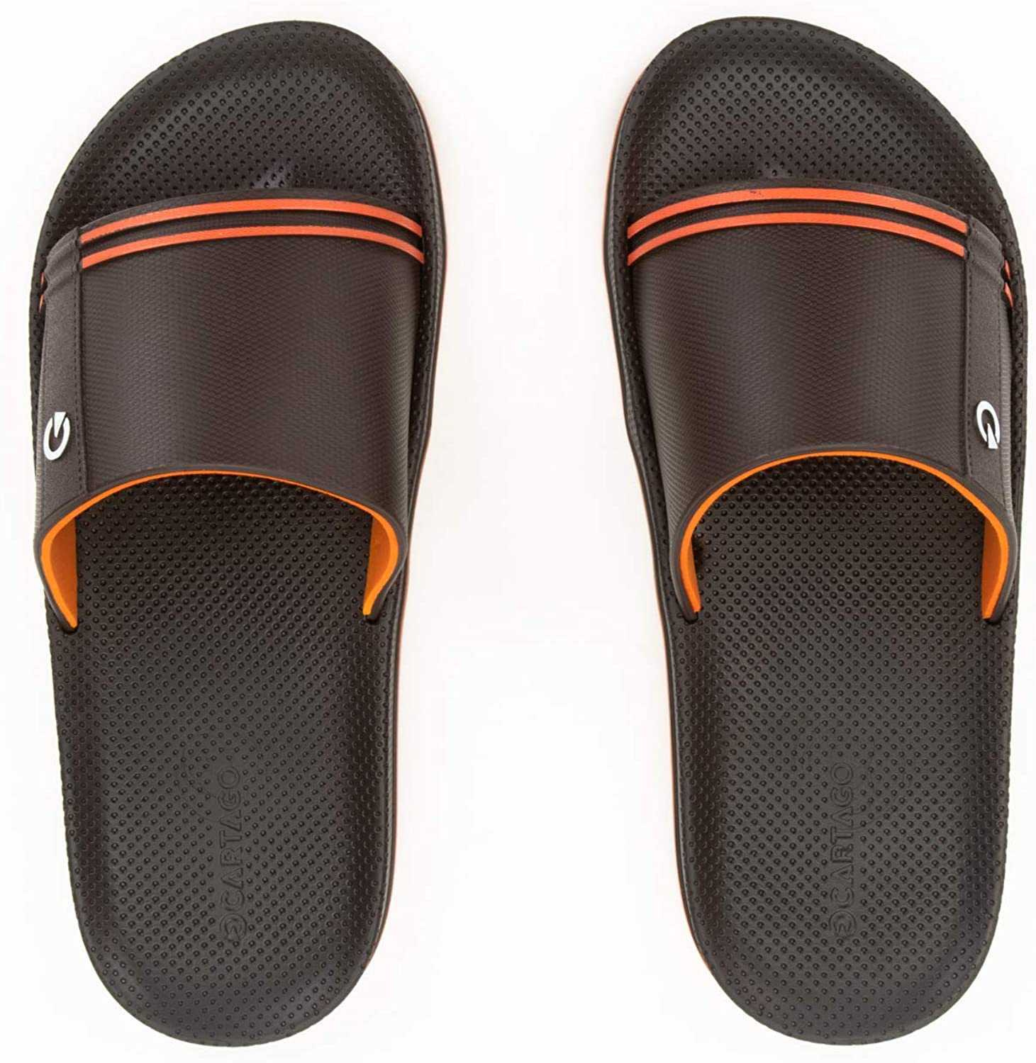 Cartago Siena Mens Slides Foot Conforming