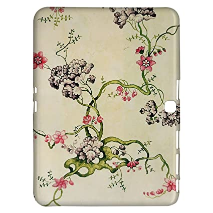 Amazon Com Queen Of Cases Vintage Florals Tablet Hard Shell Case