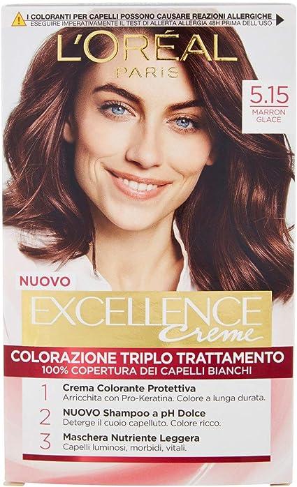 EXCELLANCE N.5,15 marron glace - Tintes para el cabello ...