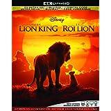 The Lion King (2019) [4K Ultra HD + Blu-ray + Digital] (Bilingual)