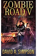 Zombie Road V: Terror on the Two-Lane Paperback