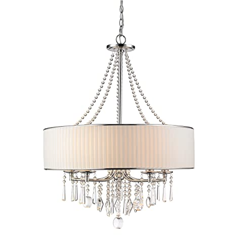 Claxy ecopower lighting crystal metal drum pendant lighting claxy ecopower lighting crystal metal drum pendant lighting chandelier aloadofball Image collections