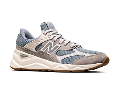 4b4582728f1d New Balance X90 Trainers Grey: Amazon.co.uk: Shoes & Bags
