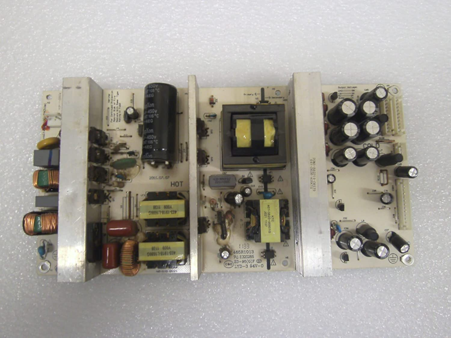 WESTINGHOUSE VR-4030 POWER SUPPLY 465R1013
