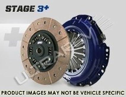 Amazon com: SPEC SB533F-2 Clutch Kit (07-10 BMW 335i/135i