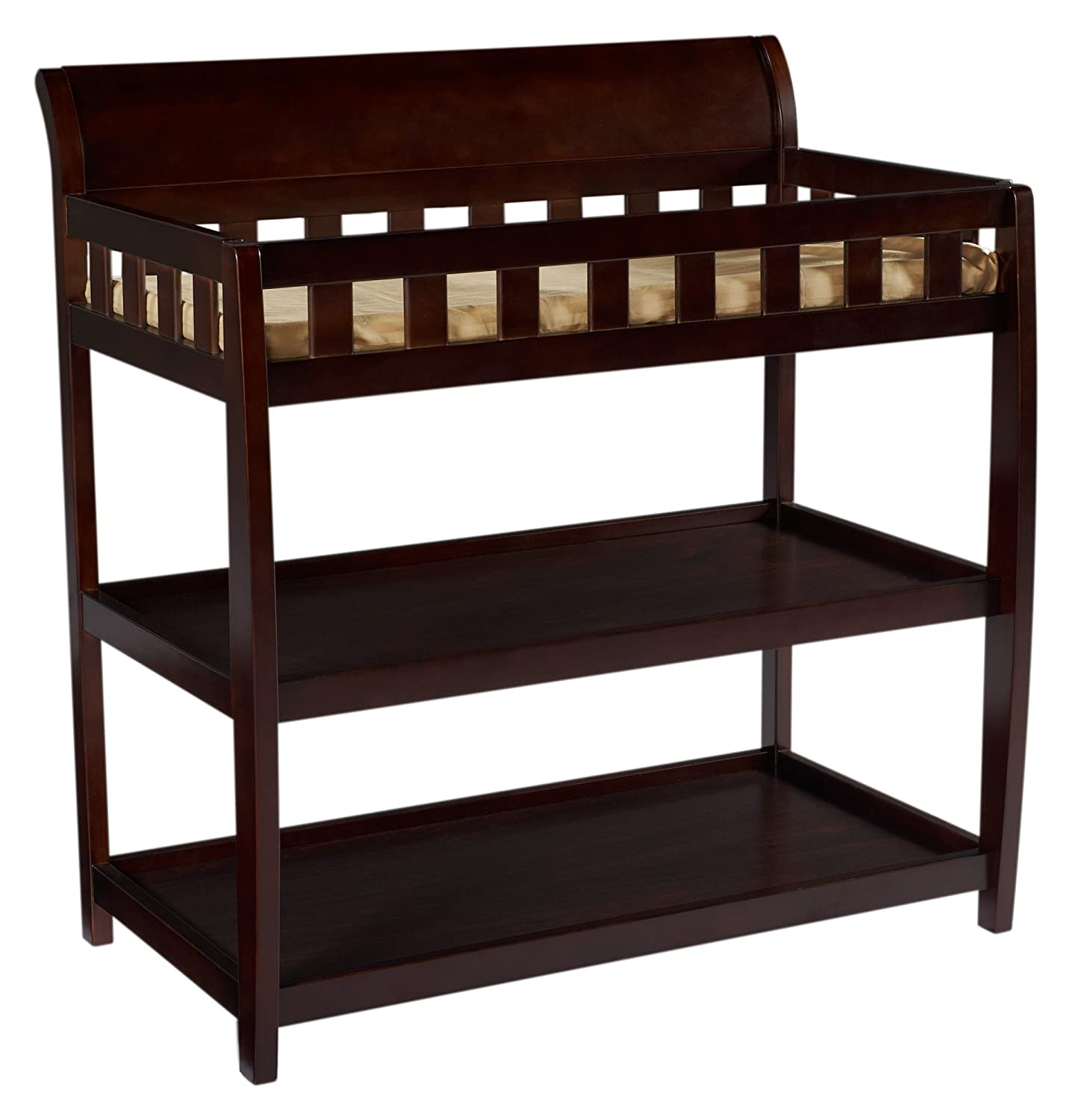 Delta Children Bentley Changing Table, Chocolate 7595-204