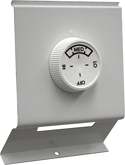 Fahrenheat Fta2a Double Pole Thermostat White