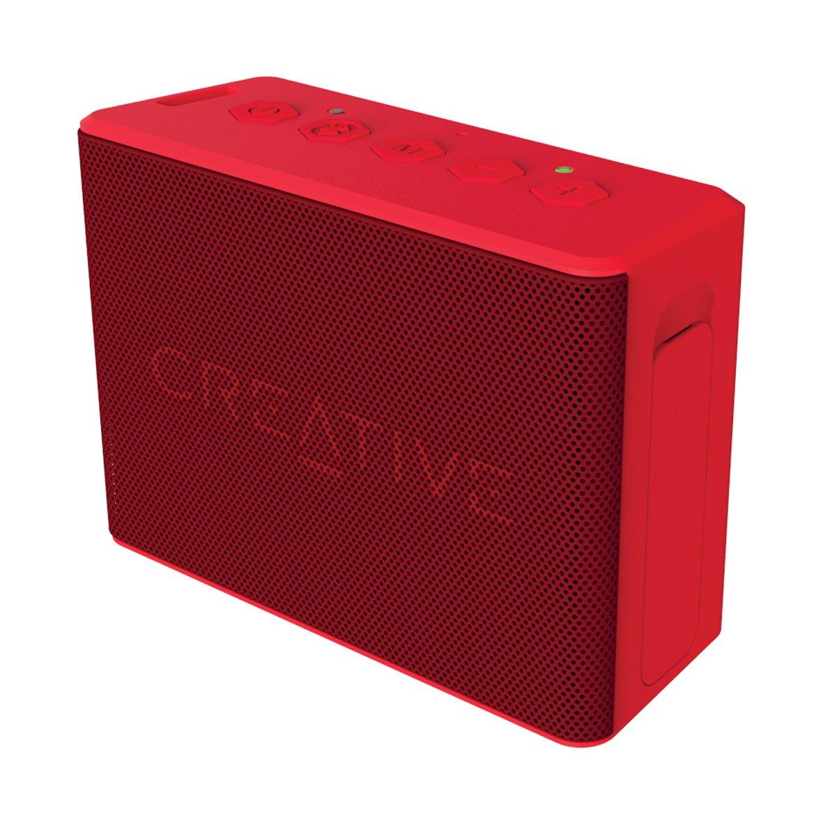 Creative Labs Muvo 2C - Altavoz con Bluetooth, Rojo