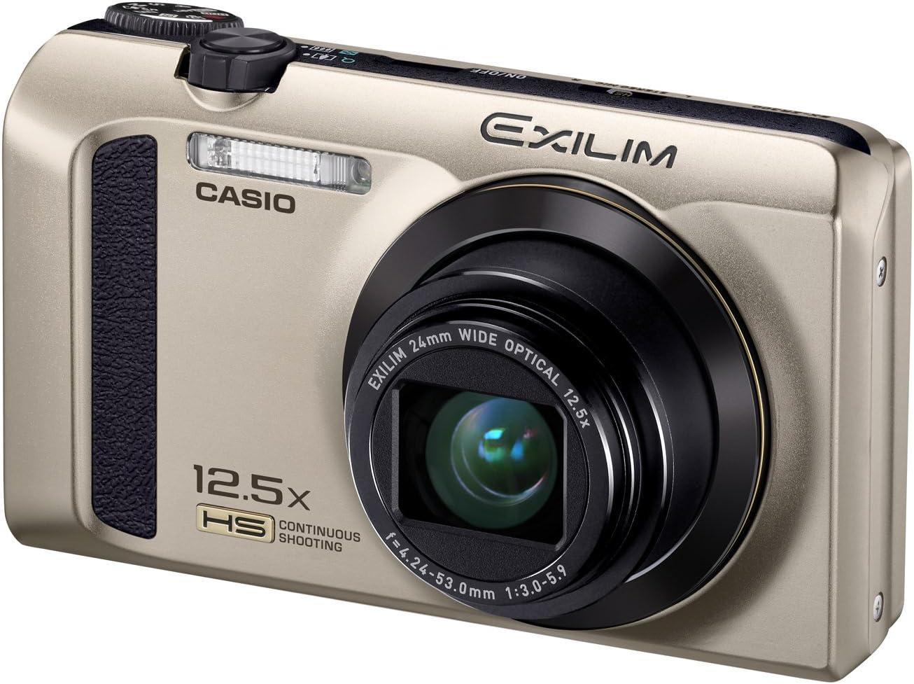 Casio Exilim EX-ZR300 - Cámara Digital 16.1 Megapíxeles (Importado ...