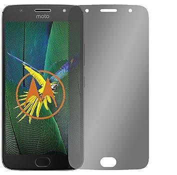 Slabo Protector de Pantalla Privacy para Motorola Moto G5s Plus ...