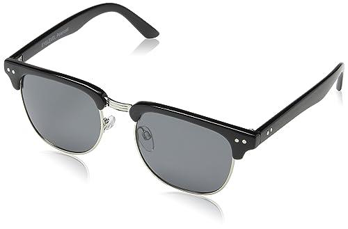 Eyelevel Gabriel, Gafas de Sol Unisex Adulto, Negro (Black), 50