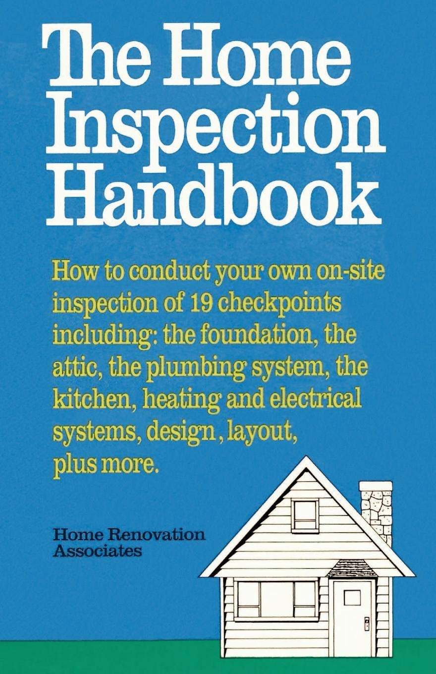 The Home Inspection Handbook: Home Renovation: 9780385231947