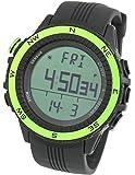[LAD WEATHER] German Sensor Digital Compass Altimeter Barometer Stopwatch Alarm Weather Forecast/ Multifunction/ Outdoor Sport Watches (Climbing/ Hiking/ Running/ Walking)