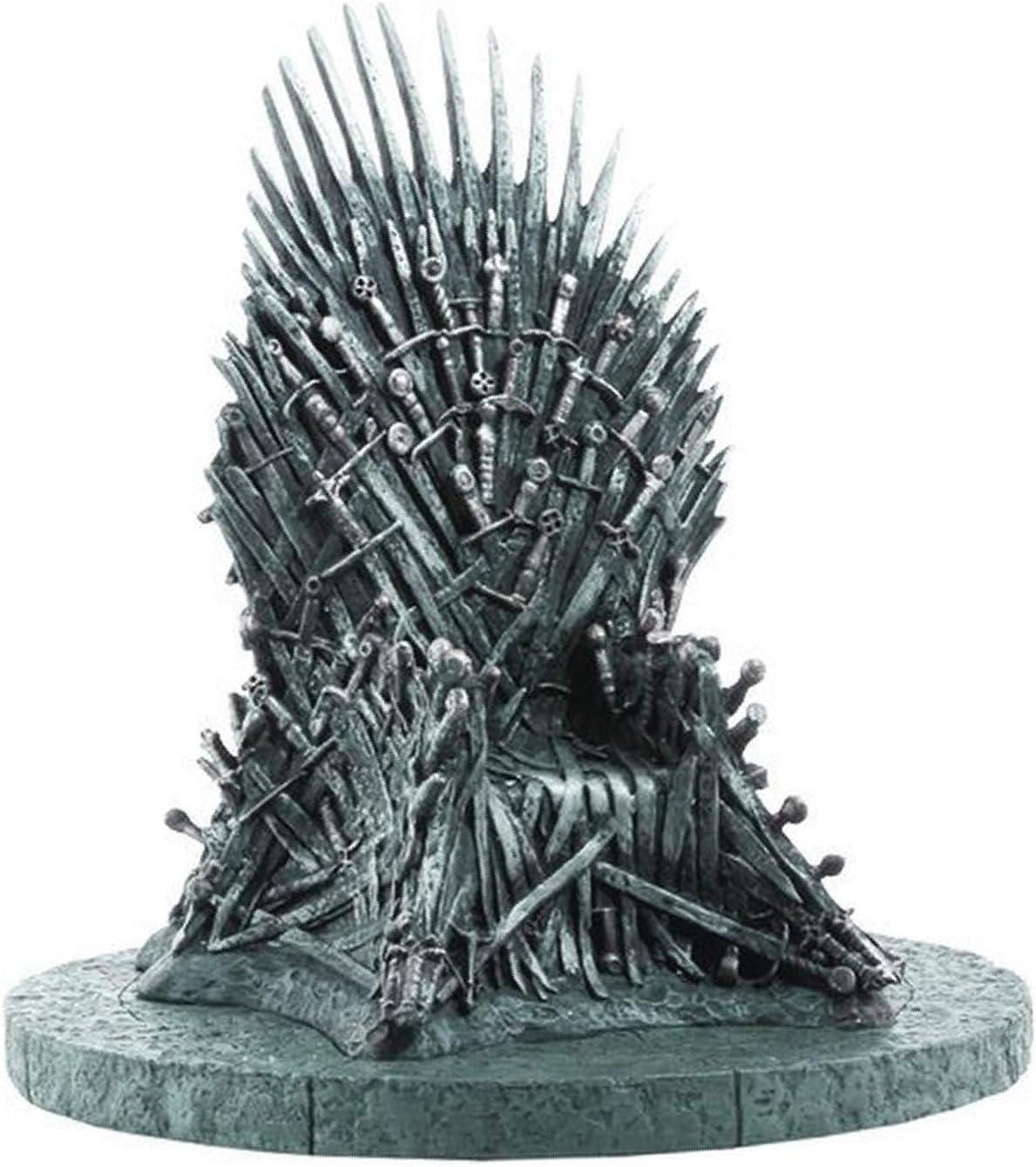 Amazon Com Game Of Thrones Iron Throne 7 Replica Accessory
