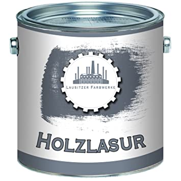 Lausitzer Farbwerke Holzlasur Traditionelles Terrassenol