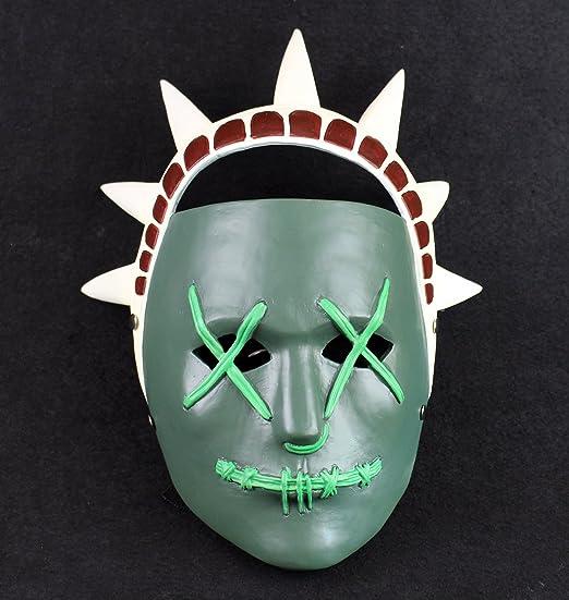 Gmasking The Purge: Máscara de Halloween para Disfraz de la ...