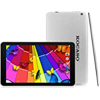 GPCT Kocaso MX1082 10.1-Inch Quad Core Tablet, Android 5.1 Lollipop, 1GB RAM 8GB Nand Flash, IPS Display 1366x768, Dual Camera w/AutoFocus, Bluetooth, External 3G USB Dongle, Silver