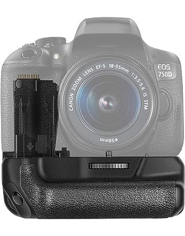 Batería Grip Adaptador LP-E17 para Canon EOS 77D 900D 800D