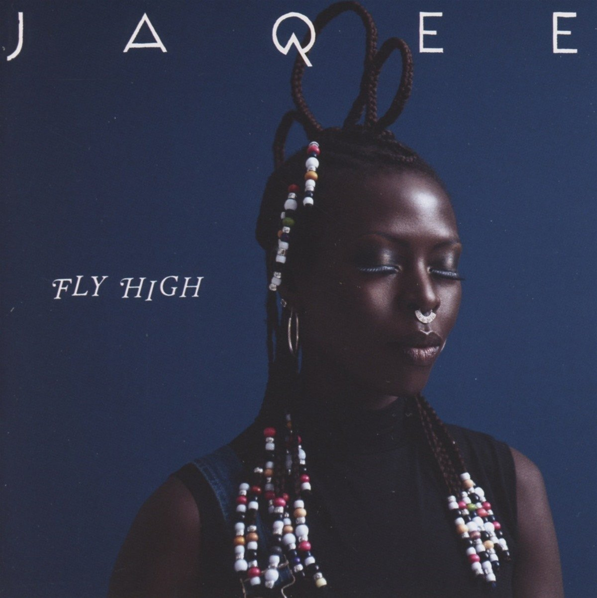 Jaqee - Fly High CD