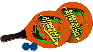 Waverunner deportes playa palas de madera juego Set incluye 2 ...