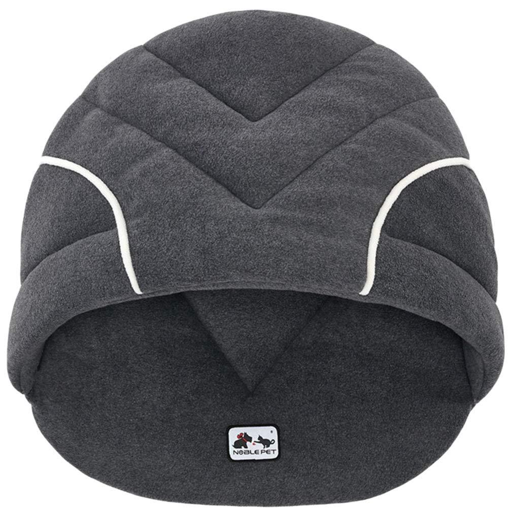 YiJee Warm Haustier Schlafsack Weich Gemü tlich Bett und Hö hle fü r Katzen und Hunde