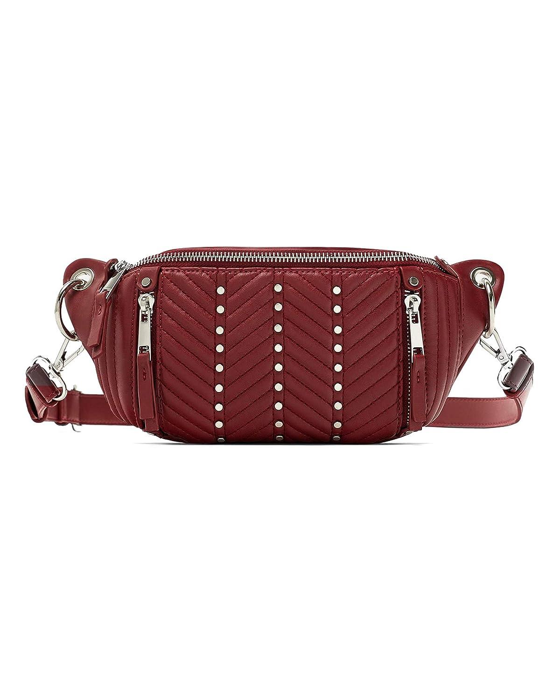 6b038d606b1e Amazon.com: Zara Women Belt bag with zips 6424/304: Clothing