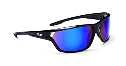 8a03aefee1161 Optic Nerve Dedisse Deuce Interchangeable Sunglasses - Matte Black Frame  with 2 Lens Set  Smoke