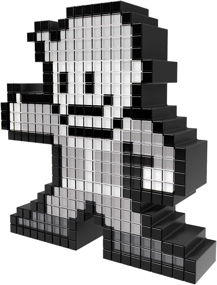 PIXEL Pals Fallout 4: Cámara ACORAZADA Niño Blanco y negro 007
