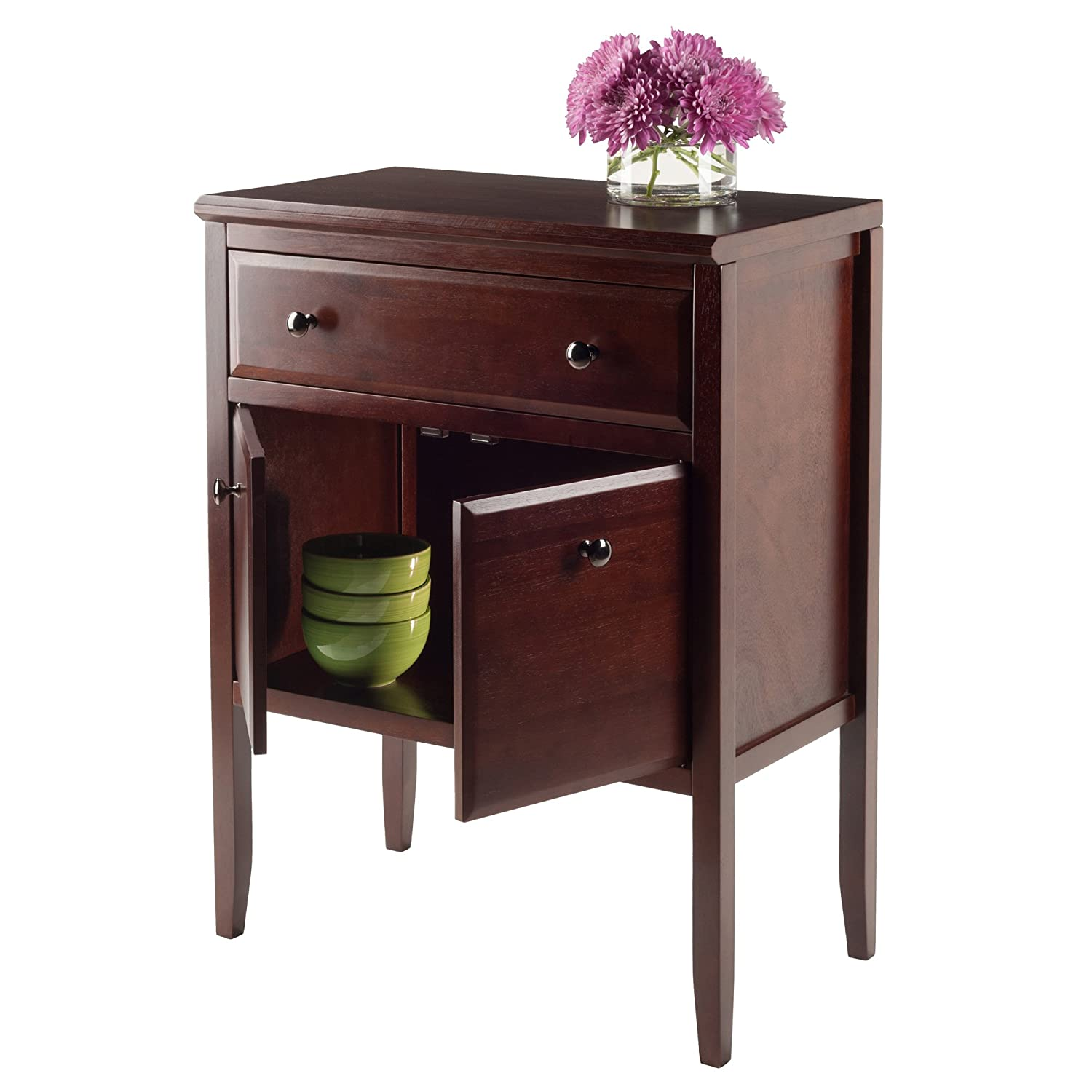 Amazon Winsome Wood Orleans Modular Buffet with Drawer