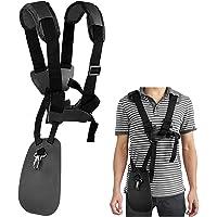 YOUSHARES Trimmer Shoulder Strap - Grass Trimmer Harness Strap, Comfort Strap Double Shoulder Garden, Brush Cutter Lawn…