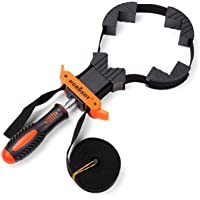 HORUSDY Band Clamp, Woodworking Frame Clamp Strap Holder for Picture Strap Clamp Strap Clamp