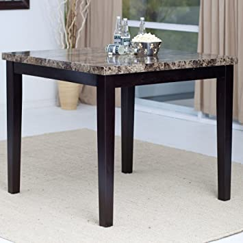 palazzo counter height dining table - Kitchen Table Counter
