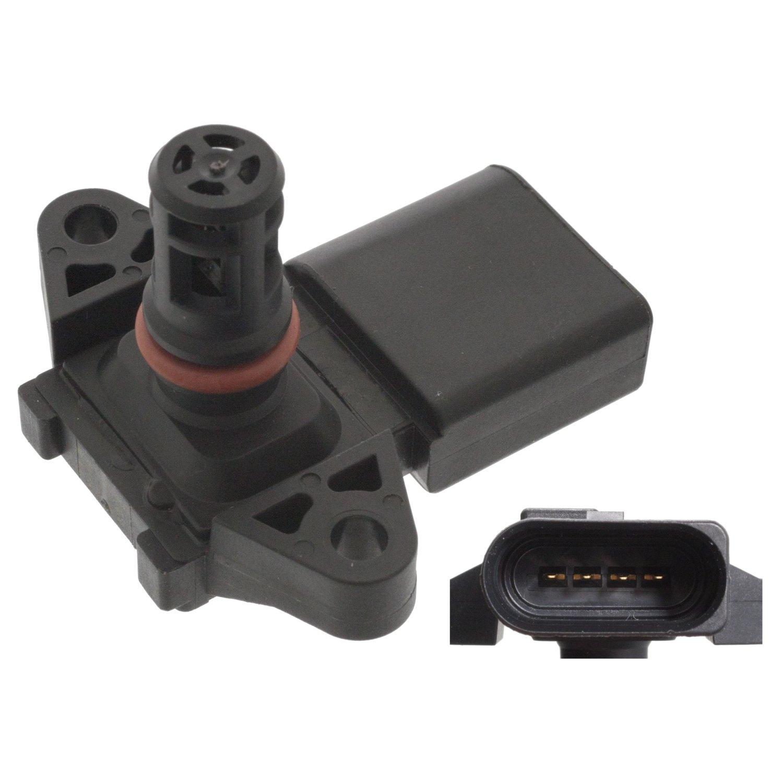 Febi-Bilstein 36623 Sensor, presió n colector de admisió n presión colector de admisión