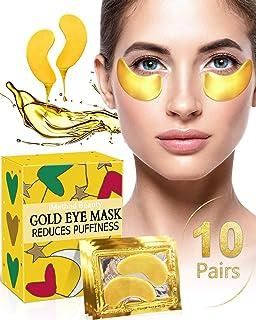 Amazon.com: Lauer Under Eye Bolsas de tratamiento parches de ...