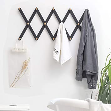 10 LARGE Wall//Door Coat Hanger Hooks Hat//Clothes Bathroom Robe Peg Holder